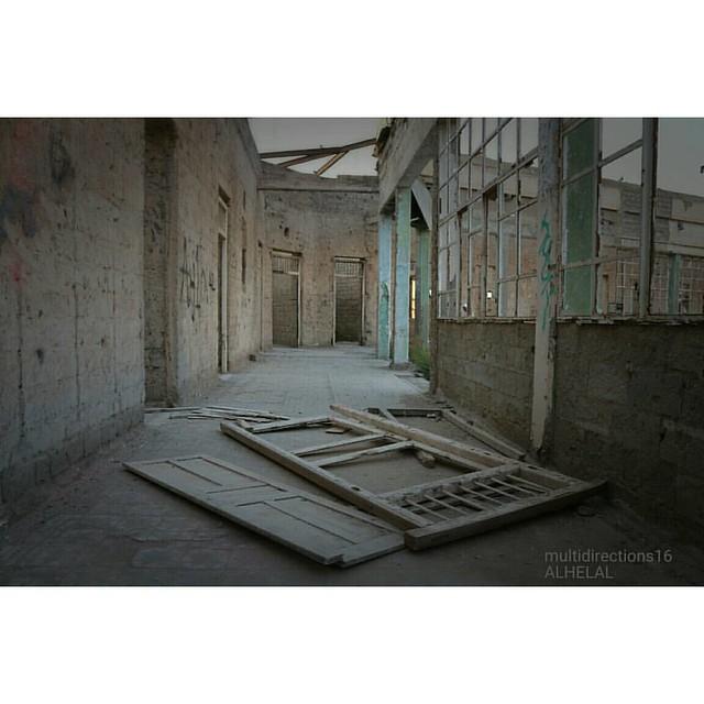 #byme #kuwait #abandoned #abandonedplaces #ameri #hospital