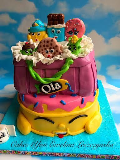 Ewelina Leszczynska's Cake