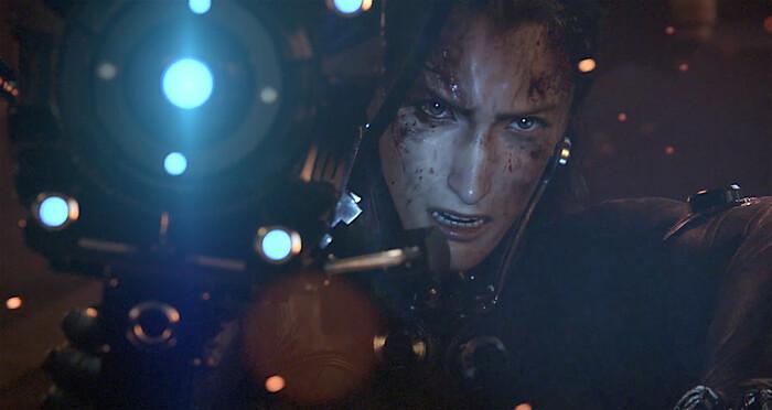 Primeiro trailer do filme em 3D CG Gantz:O é lançado