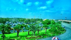 Karachi Airport Parking