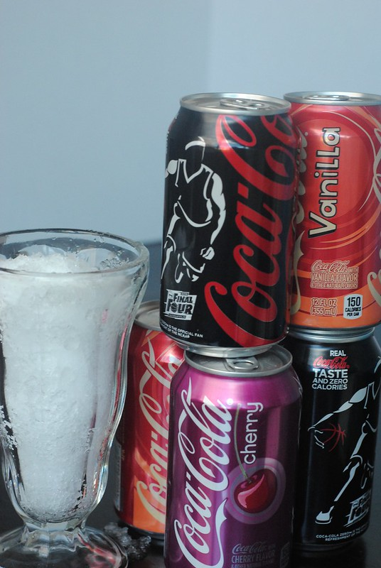 Coca-Cola Slushies