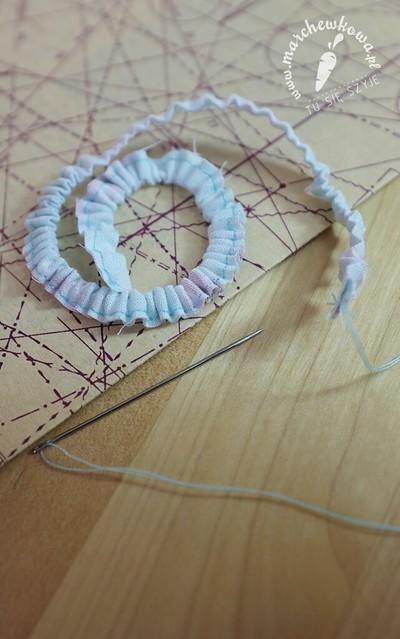 How to make spaghetti straps, SilverCrest, Silver Crest, maszyna do szycia z Lidla, tu się szyje, Wrocław, krawiectwo