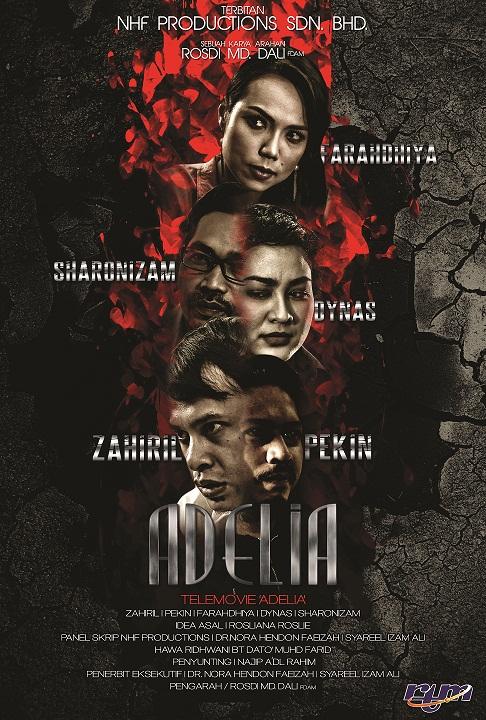 poster Adelia