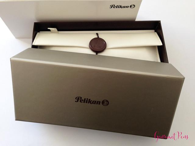 Review Pelikan Souverän M805 Stresemann Fountain Pen @AppelboomLaren (1)
