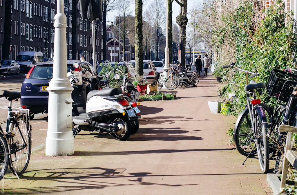 Amsterdam, Borneostraat