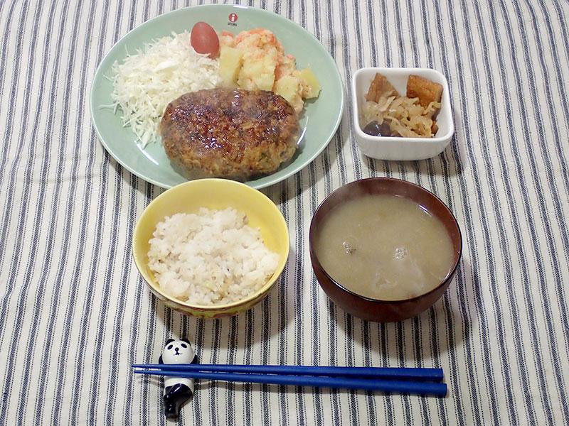 2015年3月11日の晩ご飯