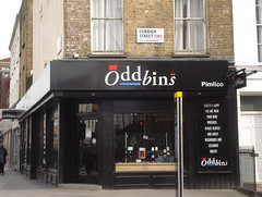 Picture of Oddbins, SW1V 2ER