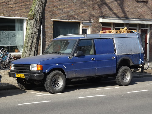 land rover 1989 discovery