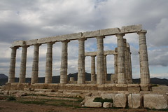 arch(0.0), temple(0.0), aqueduct(0.0), temple(0.0), ancient roman architecture(1.0), ancient history(1.0), historic site(1.0), landmark(1.0), architecture(1.0), ancient greek temple(1.0), roman temple(1.0), ruins(1.0), monument(1.0), column(1.0), archaeological site(1.0),