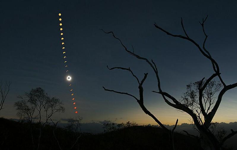 Солнечное затмение 4