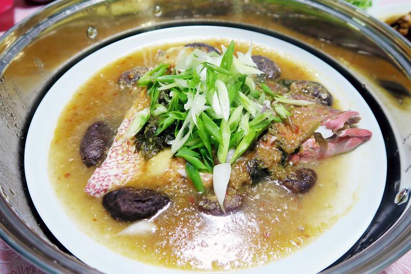 family cny dinner