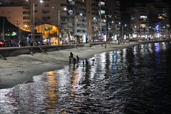 Salinas_Santa Elena_ Noche en playa