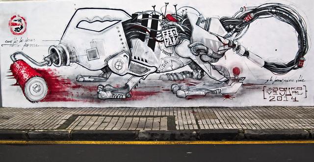 Grafiti / Graffiti