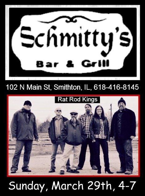 Schmitty's Bar & Grill 3-29-15