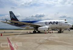 Airbus A319 LAN Peru CC-CQK