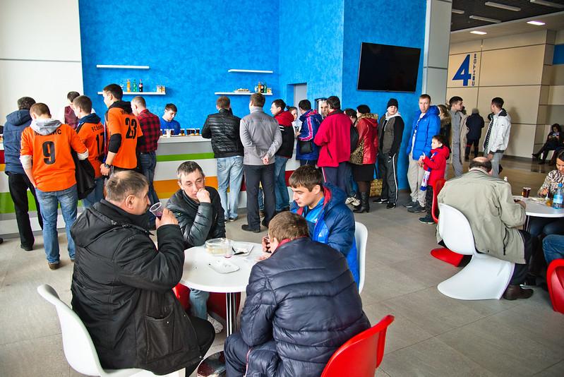FK Yenisey Krasnoyarsk vs. FK Shinnik Yaroslavl