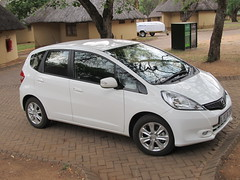 automobile, vehicle, subcompact car, honda, city car, honda fit, land vehicle,