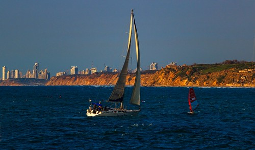 travel blue sea beach nature beautiful weather sailboat canon buildings landscape israel scenery sailing colours seascapes view awesome bluesky telephoto beaches windsurfing telephotolens canon70200f4l greatweather beautifulnature hertzelia amazingnature awesomenature hertzeliabeach canon600d travelinisrael canont3i canonkiss5 sailingwindsurfinghertzeliabeach