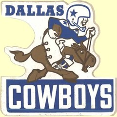 1960 - lets go cowboys - get em get em - the boys are back blog
