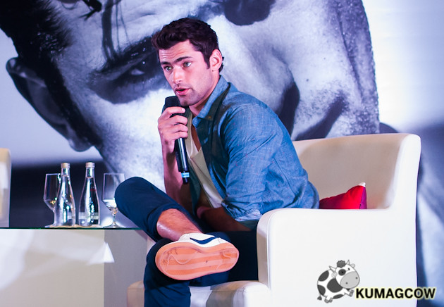 Sean O'Pry for Penshoppe