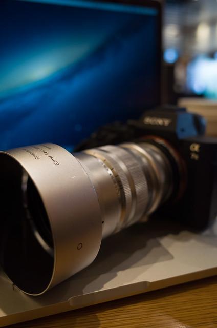 SUMMAREX 8.5cm f1.5