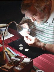 Ray Williams The Numismatist April 2015 p36
