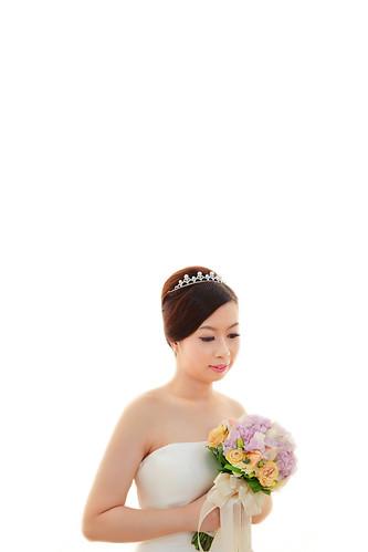 Doris ~ Wedding Day