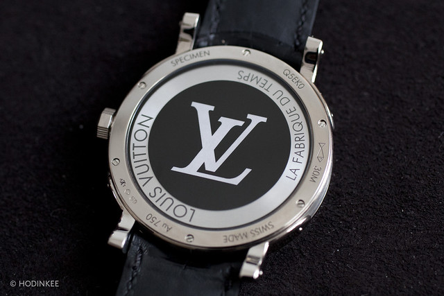 Louis Vuitton Escale Worldtime Watch
