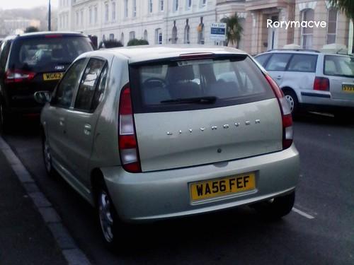 2005 Rover CityRover