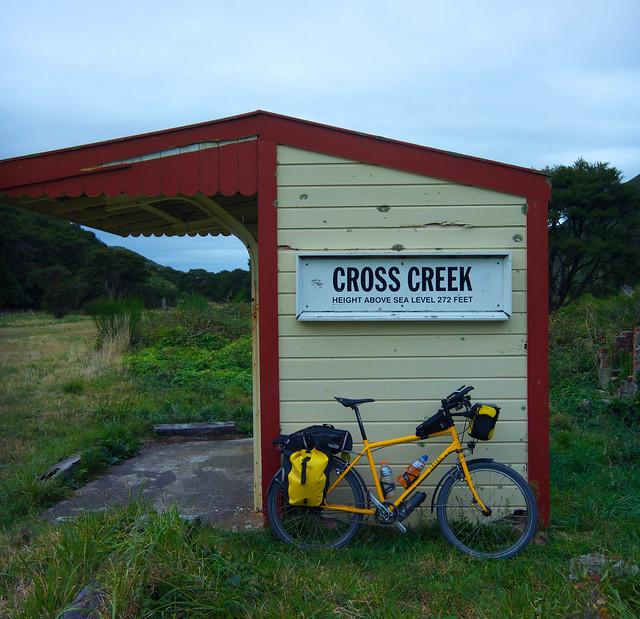 Cross Creek Rimutaka Rail Trail