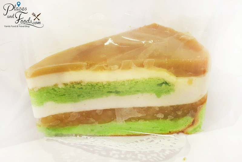 i one cafe taman supreme cendol cake