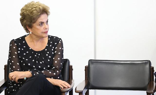 Los motivos por los cuales Dilma será temporariamente desplazada de su cargo son objeto de confusión y desinformación  - Créditos: Lula Marques/Agência PT