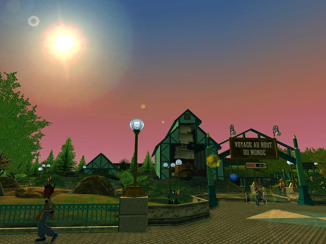 Miramar Park - Mystic Island