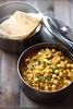 Curry di ceci e verdure
