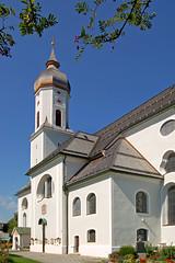 Garmisch - Pfarrkirche Sankt Martin (1)