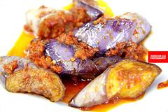 Terong Belado (Spicy Sambal Eggplant)