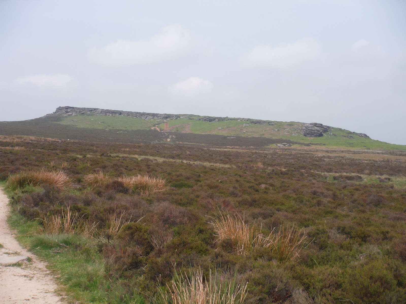 Cowper Stone SWC Walk 266 - Sheffield to Bamford (via Burbage Rocks and Stanage Edge) or to Moscar Lodge