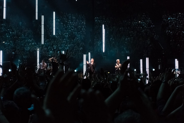 U2 - The iNNOCENCE + eXPERIENCE Tour 2015 - Bercy, Paris (2015)