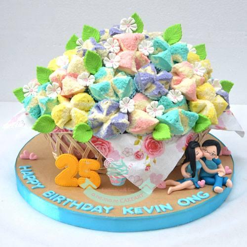 Cake by Agnes Fenny