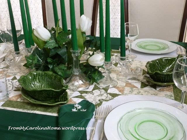 Spring Tablescape - 15