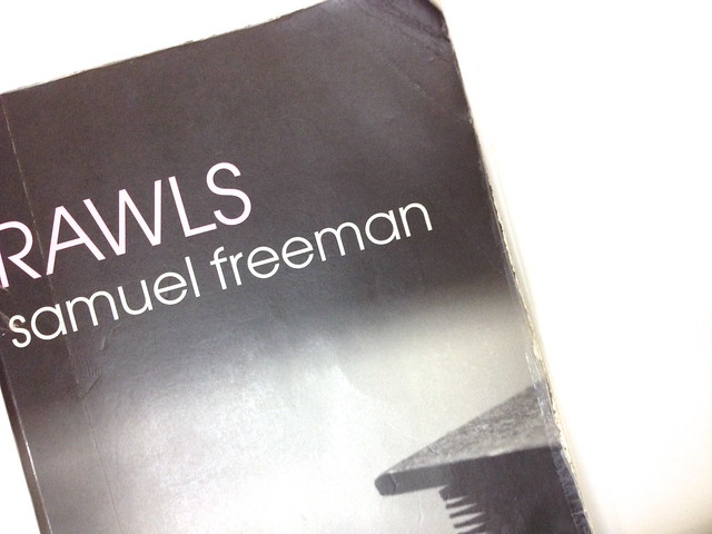 """Rawls"" by Samuel Freeman"
