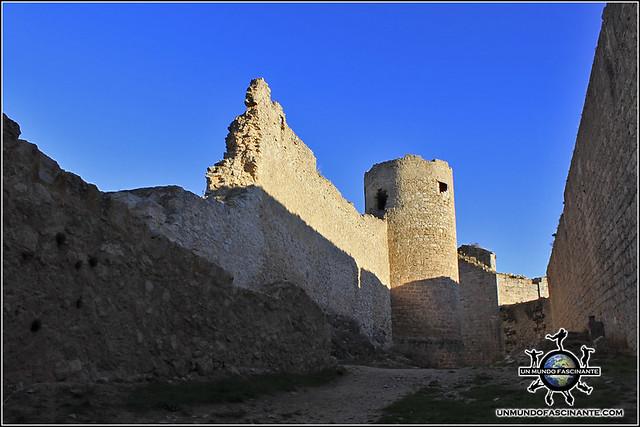Castillo de Berlanga,  Berlanga de Duero (Soria, España)