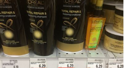 $3/1 L'Oreal Advanced