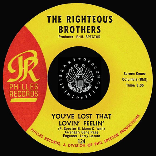 Library of Congress Names Righteous Tracks