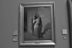 Milan - Pinacoteca Brera Kiss Hayez