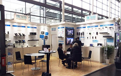Matrix unveiled its latest innovations in CeBIT 2015, Hannover, Germany