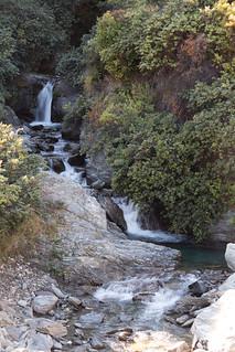 Camp Creek Falls (roadside)