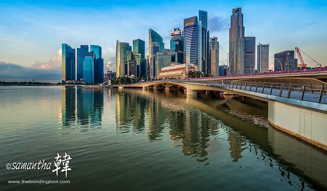 Marina Bay Waterfront Promenade