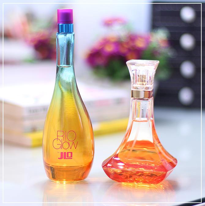 2-perfumes beyonce e jennifer lopez avon
