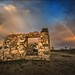 Rainbow and Ruins by TomGrubbe